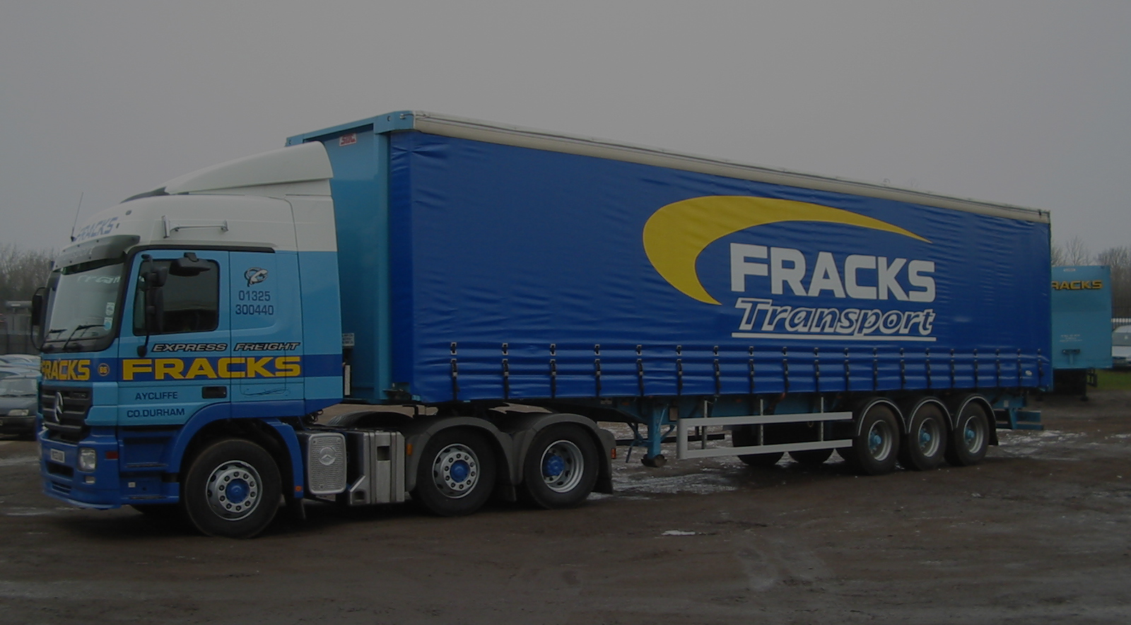 Fracks Transport